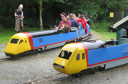 Lappa Valley Steam Railway Miniature Railway World
