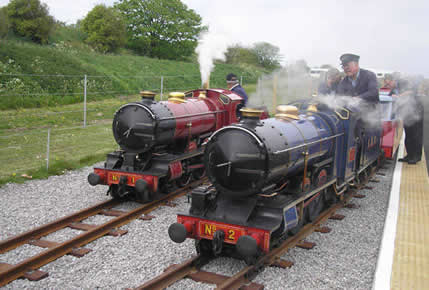 Narrow Gauge Railway Society