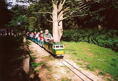 belton light railway miniature railway world